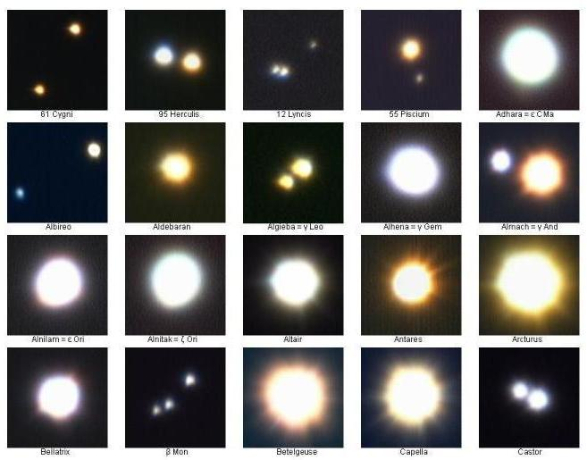 Images taken at Fresno State's Campus Observatory