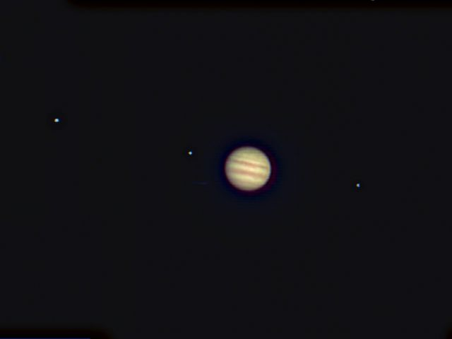 Jupiter and All Its Moons - Pics about space